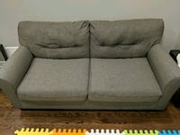 Grey Couch for Sale for $200! Pickering, L1W 3K6