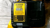 black and yellow DeWalt battery charger Baltimore, 21206