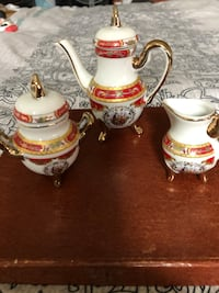 Romeo and Juliette mini tea set  Toronto, M3A 2X7