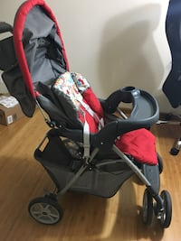 Graco infant car seat and stroller Bellevue, 98005