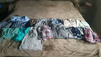 Ladies clothing lot size 2xl all for $5 550 km