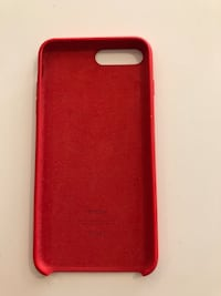 Product Red Apple iPhone 8plus case Falls Church, 22042