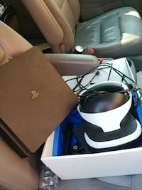Ps4 slim 500gb and PlayStation vr with motion Milford, 45150