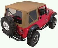 Complete Soft Top with Frame Murfreesboro