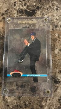 Nolan Ryan Baseball Card Pensacola, 32514