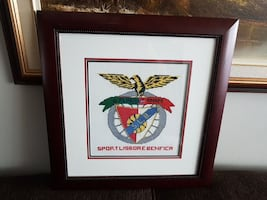 BENFICA  PICTURE FRAME