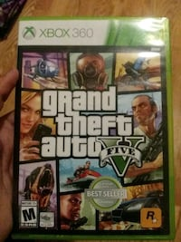 Gta 5 for xbox 360