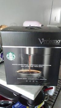 Starbucks Verismo Washington