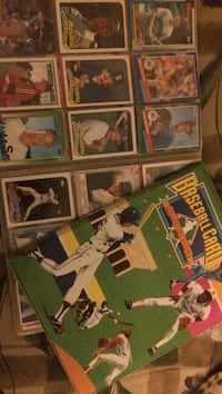 1960-1990's basball cards collection  Milford, 45150