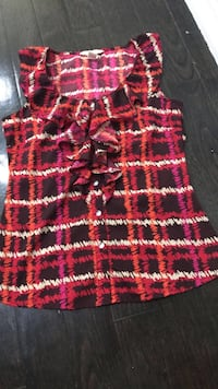 Gorgeous top for the holidays. Brand new  banana republic size Xs Brampton, L6R 3R9