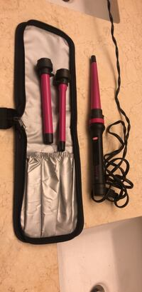 curling iron wand  (set of 3 attachments) Mc Lean, 22102