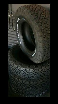 LT265-70-18 BF Goodrich K02 Tires Prince George's County, 20746