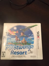 PilotWings Resort video game for the Nintendo 3DS