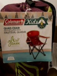 kids foldable camping chair Mississauga, L5B 4M7