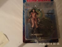 vampirella action figure ALBUQUERQUE
