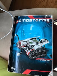LEGO EV3 mindstorms, comes with instructions, no box  Snoqualmie, 98065