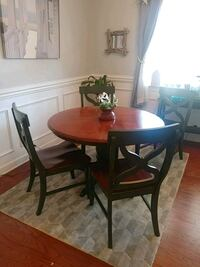 48 inch table and chairs  Myrtle Beach, 29577