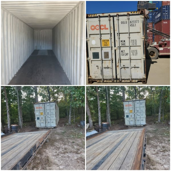 SHIPPING CONTAINERS 4 SALE