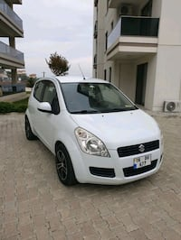 2011 Suzuki Splash 1.2 GA MT Halitpaşa Mh.