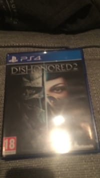 PS4 dishonoured 2 Walton-on-Thames, KT12