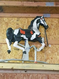 1961 rocking horse by matell