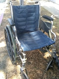 blue and black wheelchair screenshot 2281 mi