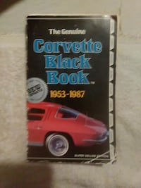 Corvette books Prospect, 23960