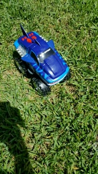 blue R/C truck toy Tampa, 33647