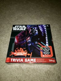 Star Wars Trivia Game  Round Hill, 20141