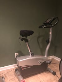 white and black stationary bike Temple Hills, 20748