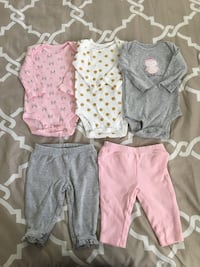 Infant Baby Girl Clothes Size 3 Months  Palmdale