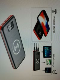 Wireless Power bank 24000 mah  Surrey, V3W 2N6