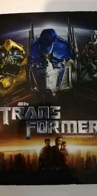 transformers DVD Vancouver, V6P 3S7