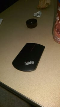 ThinkPad X1 wireless touch mouse Victoria, V8Z 0B9