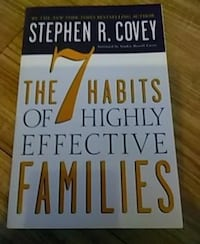 The 7 Habits Of Highly Effective Families by Stephen R. Covey Snellville, 30039