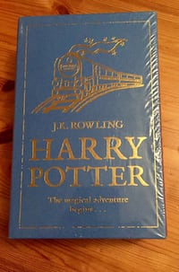 Box Set of First 3 Harry Potter Books
