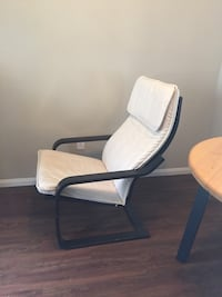 white and black padded armchair San Diego, 92119