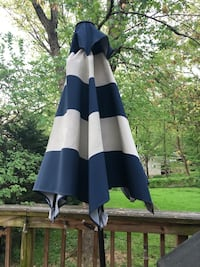 Outdoor Patio Umbrella with stand included Alexandria, 22303