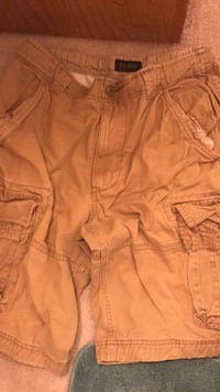 Men's cargo shorts size 32 Oklahoma City, 73012