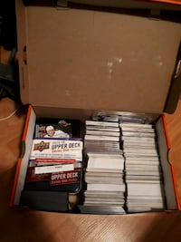 ice hockey trading card collection Calgary, T3A 1E6
