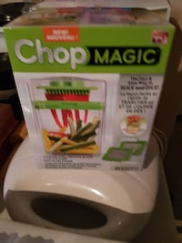 New chop magic Ottawa, K2T 1B1