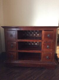 Solid Wood Console, TV cabinet, CD Holder Brampton, L6S 1T4