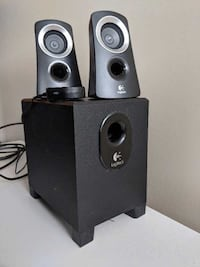 Logitech Z313 SPEAKER SYSTEM WITH SUBWOOFER Chicago, 60626
