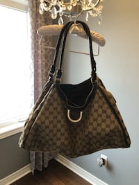 AUTHENTIC LARGE GUCCI CANVAS TOTE Bradford West Gwillimbury, L3Z 0G5