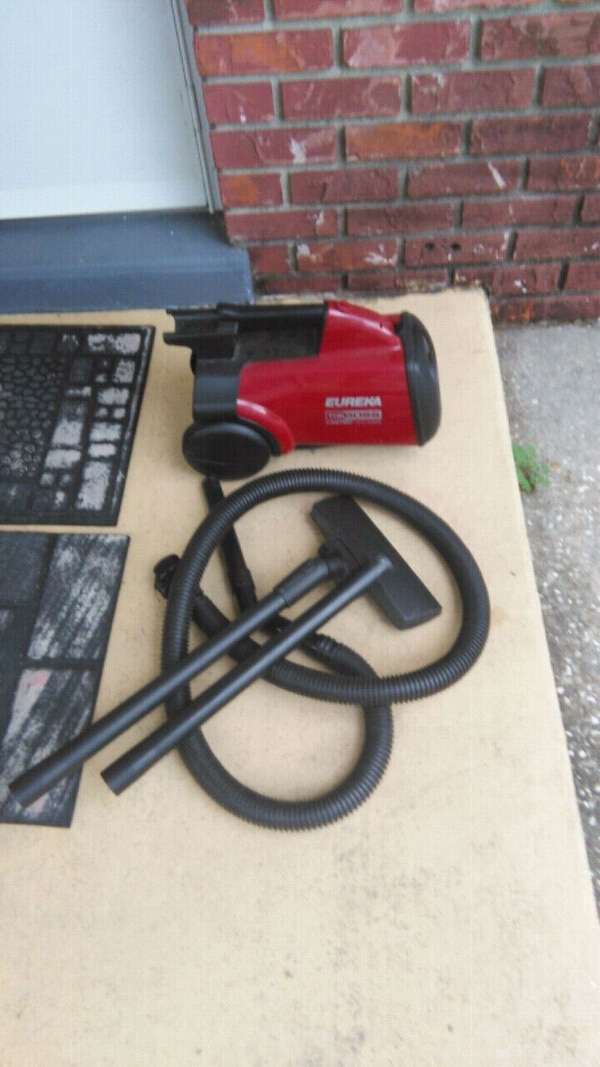 Eureka canister vacuum cleaner 20 firm