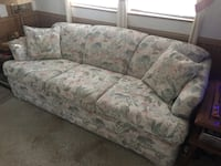 Very nice sofa bed with matching recliner  Bradenton, 34212