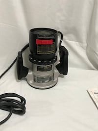 Vintage electronic 1.5 hp Router.