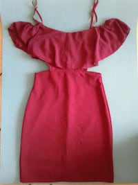 women's red and black dress Miami, 33176