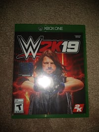 WWE 2K19 for XBOX One OAKVILLE