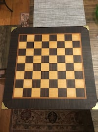 Brown and black chess board Freehold, 07728
